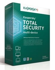 Kaspersky Total Security - 1 éves licensz